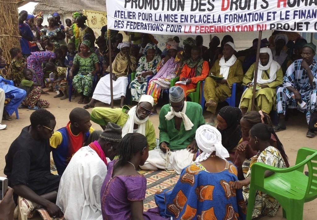 Tostan activities in Gambia 2008 (http://www.tostan.org)