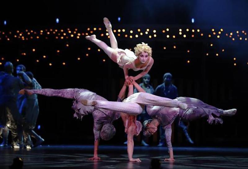 Cirque du Soleil and Peer Review